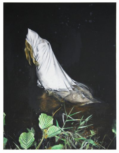 Lightbearer, 2011, 170x130cm, oil on canvas
